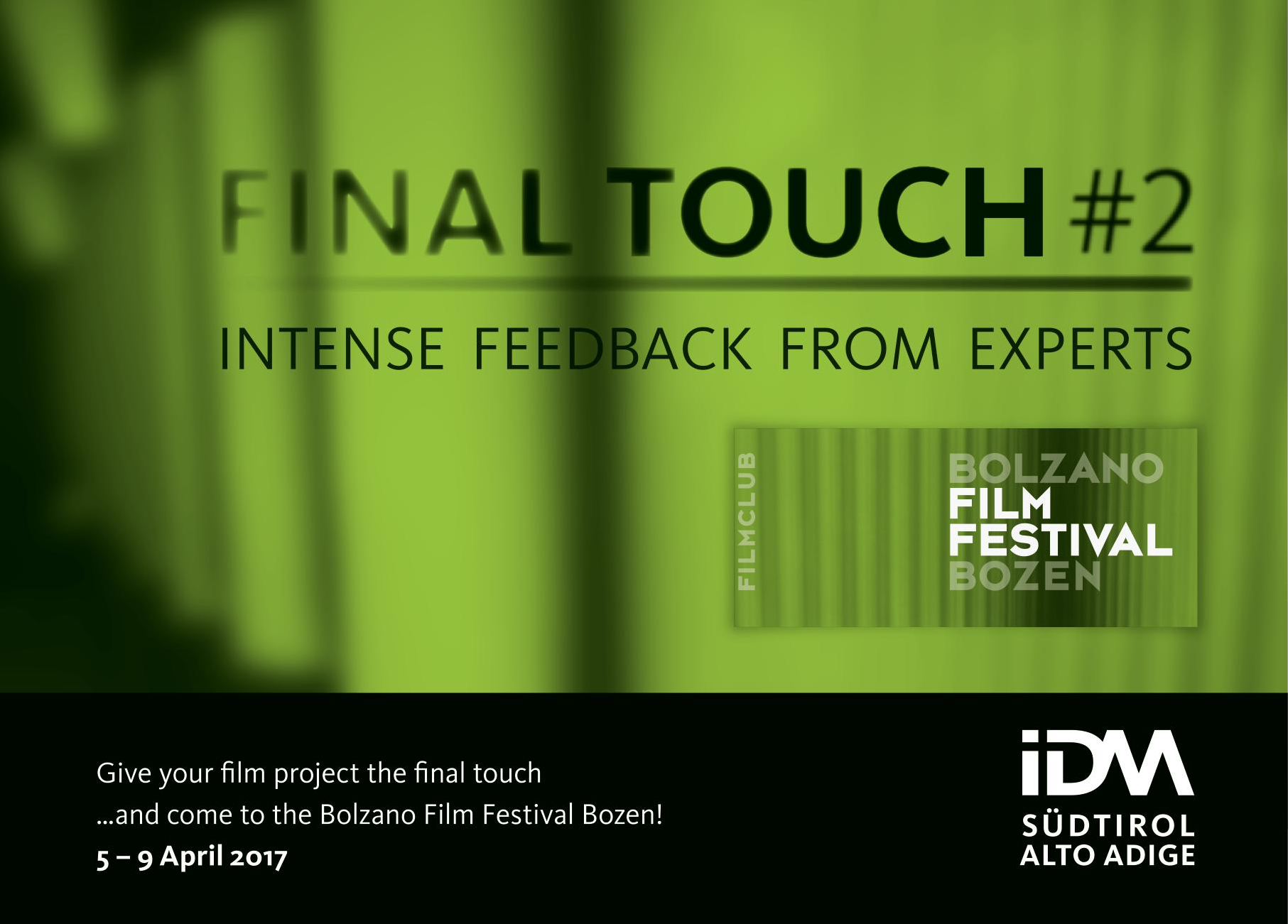 Final Touch Werbebild