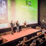 Preisträger Markus Mörth + Bürgermeister Caramaschi