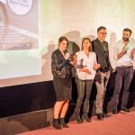 Preisträgerin Carolin Genreith + Jury + Eva Grattl (Stiftung Sparkasse) (2)