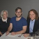 Betty Schiel, Rene Frotscher, Alessandro Anderloni