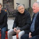 Robert Kolinsky, jiri Menzel, Ralf Schenk